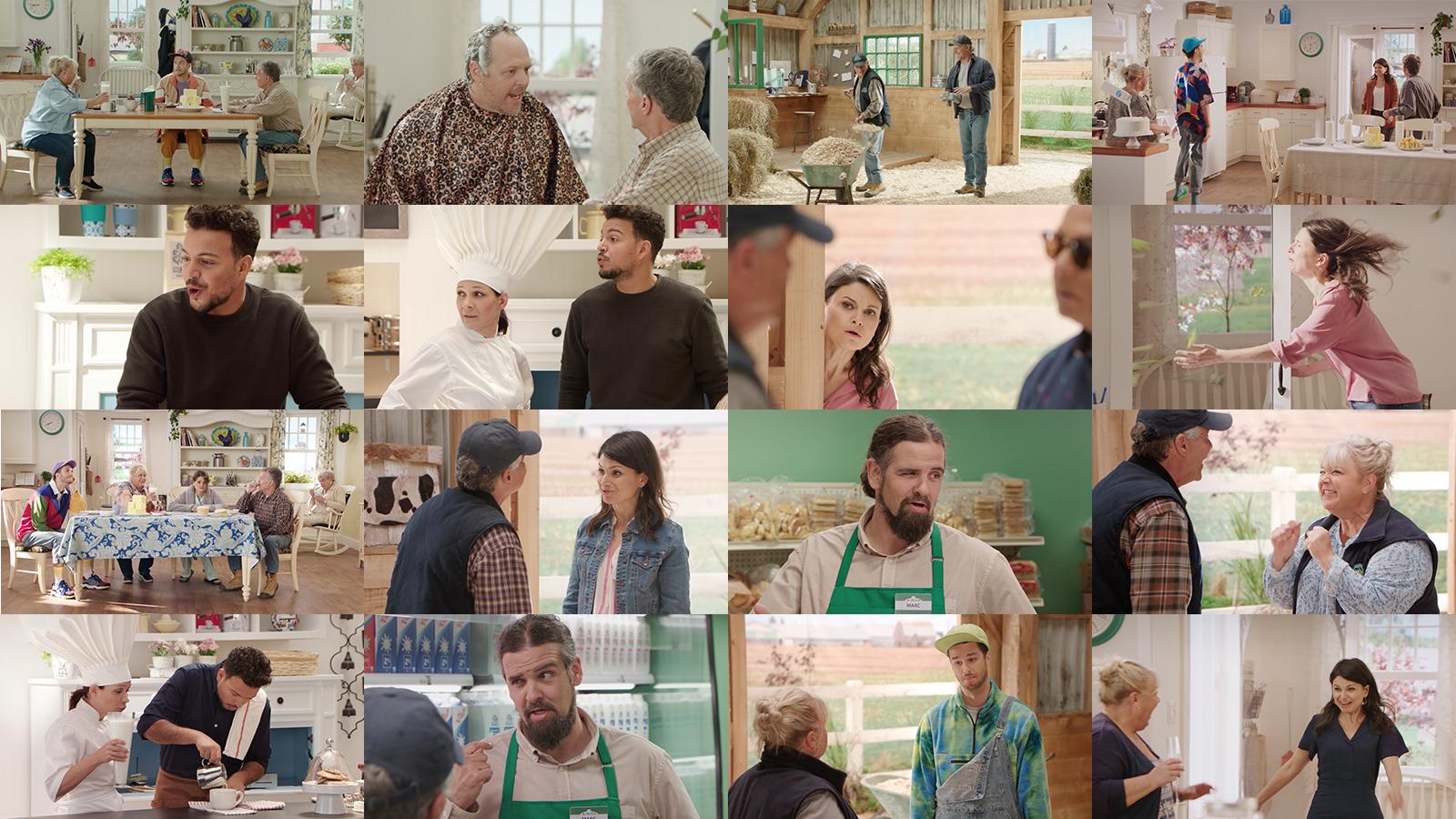 16 épisodes d'une traite